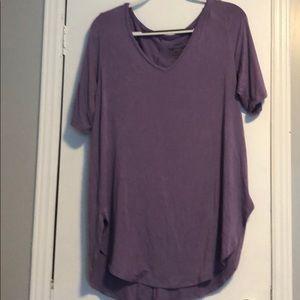 Torrid Super Soft Knit Tee Shirt size 2